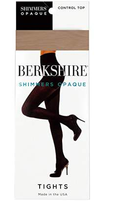 Berkshire Women's Shimmers Opaque Control Top Tights