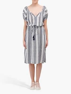Velvet by Graham & Spencer Acacia Dress, Blue/Multi