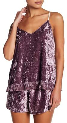 Josie Daywear Velvet Cami