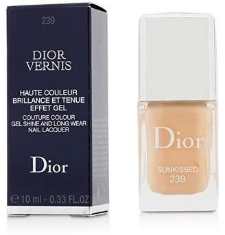 Christian Dior Unknown Look Summer Look 2015 Tie & Dye Rouge Vernis Nr. 239 Sunkissed 10 ml