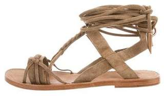 Ash Peace Wrap-Around Sandals w/ Tags