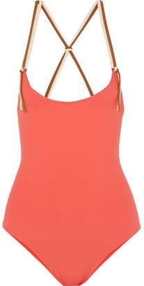 Eres Marta Swimsuit - Bright orange