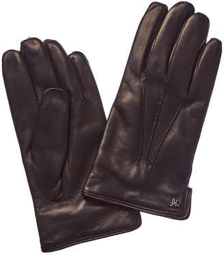 Hickey Freeman Men's Leather Glove
