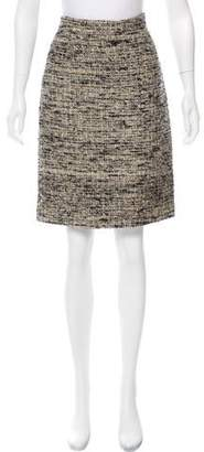 Proenza Schouler Tweed Pencil Skirt