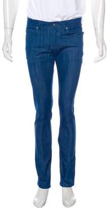Naked & Famous Denim SkinnyGuy Five-Pocket Jeans