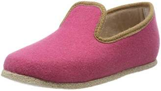 Chausse Mouton Unisex Adults' Chancenie Open Back Slippers, (Pink 4400320), 3.5