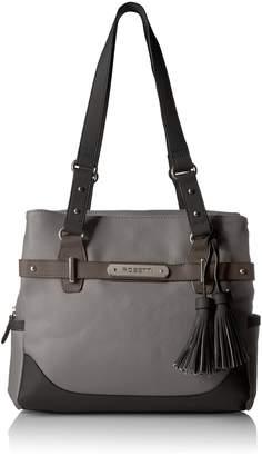 Rosetti Hide & Go Chic double handle Shoulder Bag