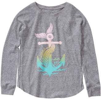Billabong Girls Anchor Thermal Top