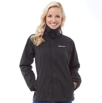 Berghaus Womens Calisto Alpha Hydroshell Jacket Black