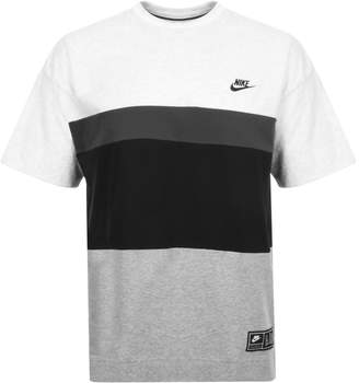 Nike Crew Neck Air T Shirt Grey