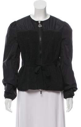 Moncler Lightweight Collarless Jacket