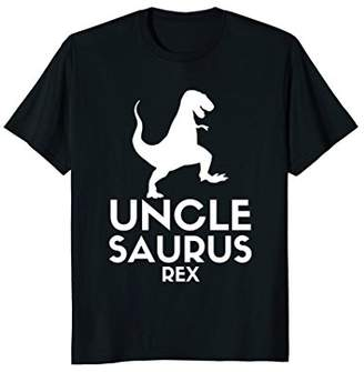 Unclesaurus Rex T-Shirt - Family Dinosaur Shirts Set Pajamas