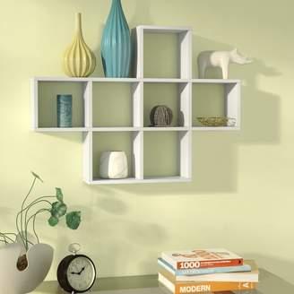 Zipcode Design Germain Cubby Wall Shelf