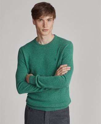 Ralph Lauren Merino Wool Crewneck Sweater