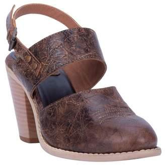 Dingo Veda Leather Mule