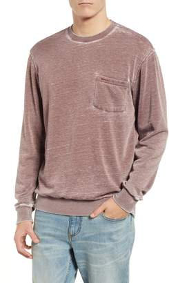 RVCA Barrel Pocket Sweatshirt