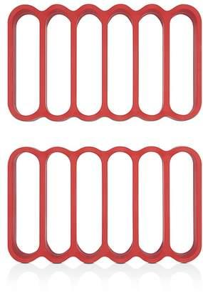 OXO Silicone Roasting Rack, Set of 2