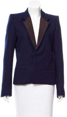 Haider Ackermann Notch-Lapel Wool Blazer w/ Tags