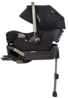 Nuna Pipa& Base Car Seat Set - Black