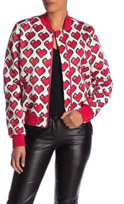 Love Moschino Giubbino Bomber Jacket