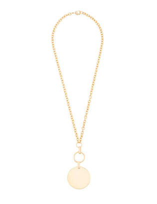 token pendant necklace