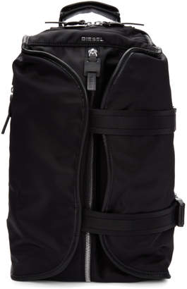 Diesel Black F-Law Backpack