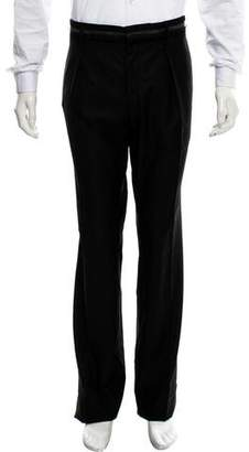 John Galliano Wool Relaxed Pants w/ Tags
