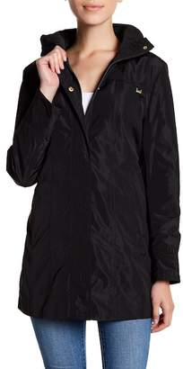 Ellen Tracy Packable Raincoat (Petite) $200 thestylecure.com