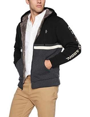 U.S. Polo Assn. Men's Classic Sport Sherpa Hoodie