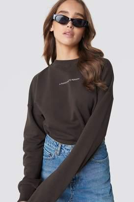 Na Kd Trend Passionate Sweatshirt Grey Melange