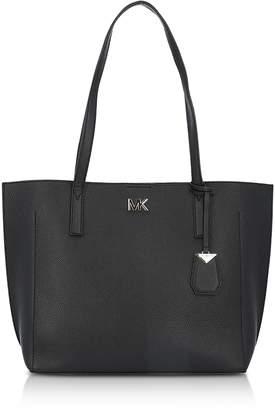 Michael Kors Pebbled Leather Ana Medium EW Bonded Tote Bag