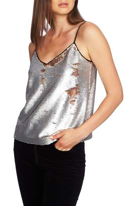 1 STATE 1.STATE Sequin Camisole