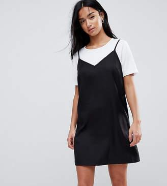 Asos DESIGN Petite Mini Cami Slip Dress