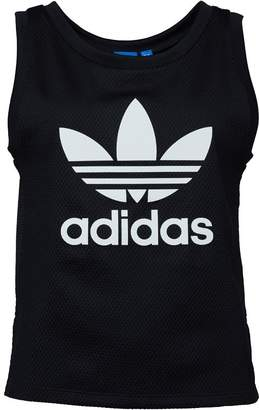 adidas Womens EQT Tank Top Black