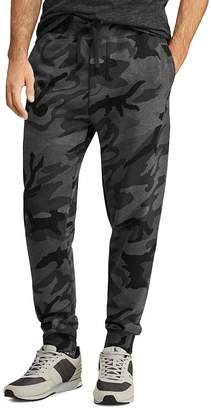 Polo Ralph Lauren Camouflage-Print Classic Athletic Jogger Pants