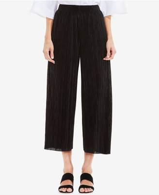 Vince Camuto Pleated Culottes $89 thestylecure.com