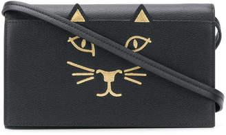 Charlotte Olympia Kitty cross body bag