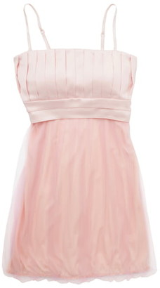 Stella M'Lia Pleated Tulle Dress
