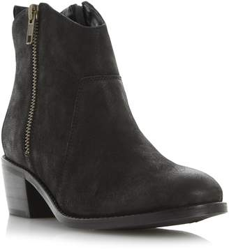 Roberto Vianni LADIES PADLY - Western Zip Ankle Boot