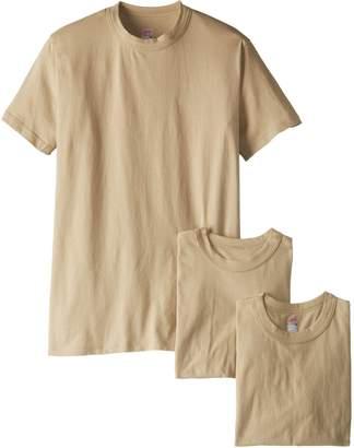 Soffe Men's Soft Spun Military 3 Pack T-Shirts