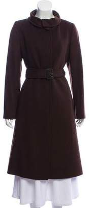 Burberry Wool & Cashmere Trench Coat