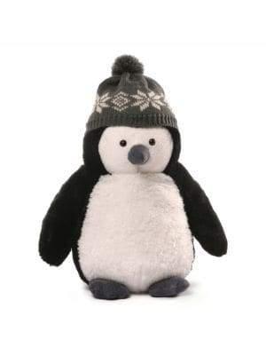 Gund Penguin with Woolen Cap Soft Toy