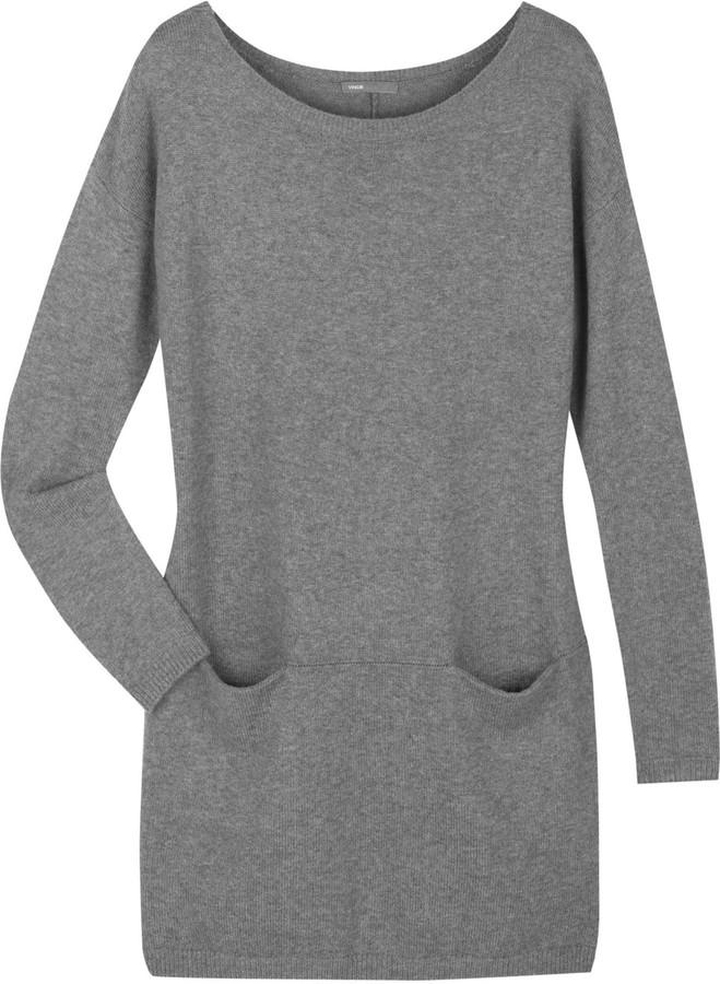 Vince Boyfriend wool sweater