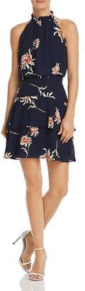 BB Dakota Garden Variety Floral Popover Dress
