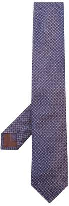 Brioni patterned tie