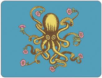 Avenida Home - Puddin' Head - Animal Table Mat - Octopus