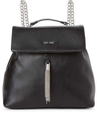 Nine West Black Wilma Backpack
