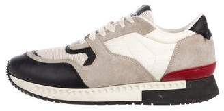 Givenchy Suede Trainer Sneakers