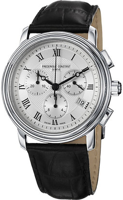 Frederique Constant FC-292MC4P6 Classics Chronograph stainless steel watch