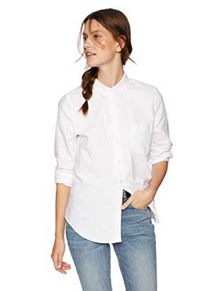 J.Crew Mercantile Women's Oxford Button Down Shirt